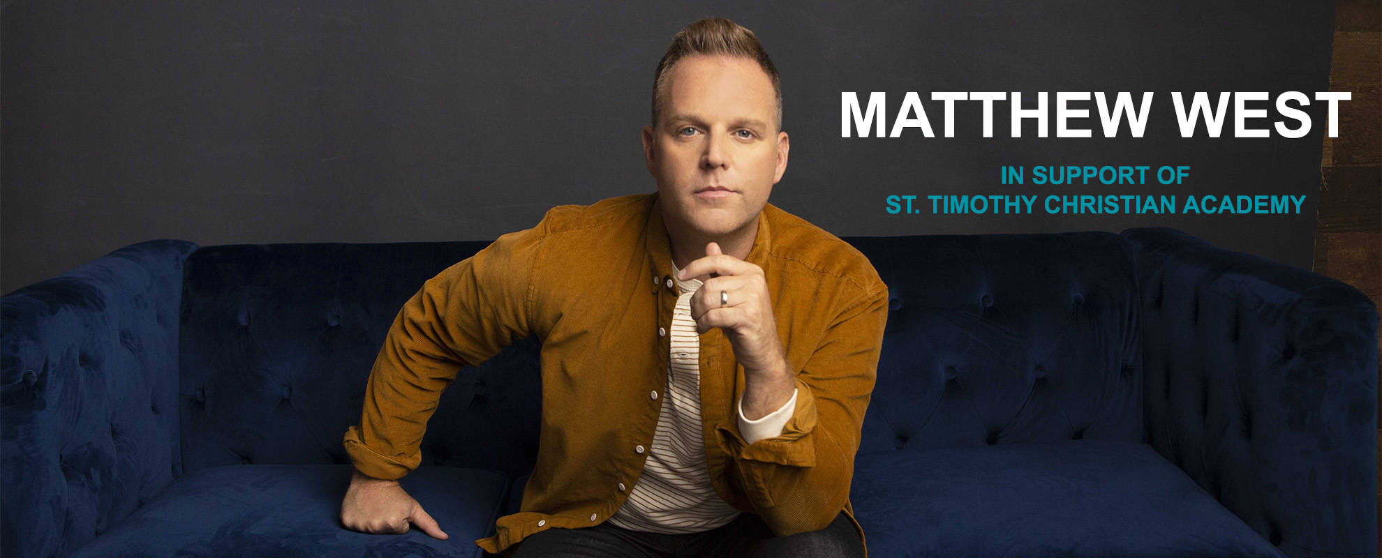 Matthew West benefit image